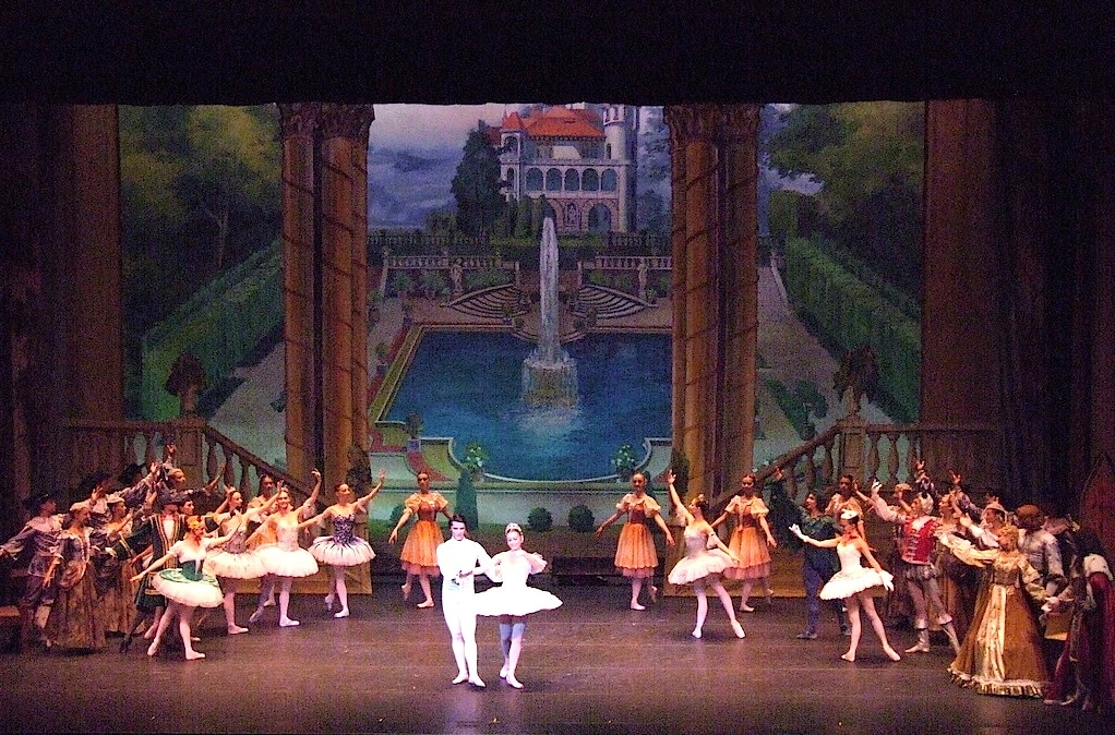 MOISEEV Sleeping Beauty full cast