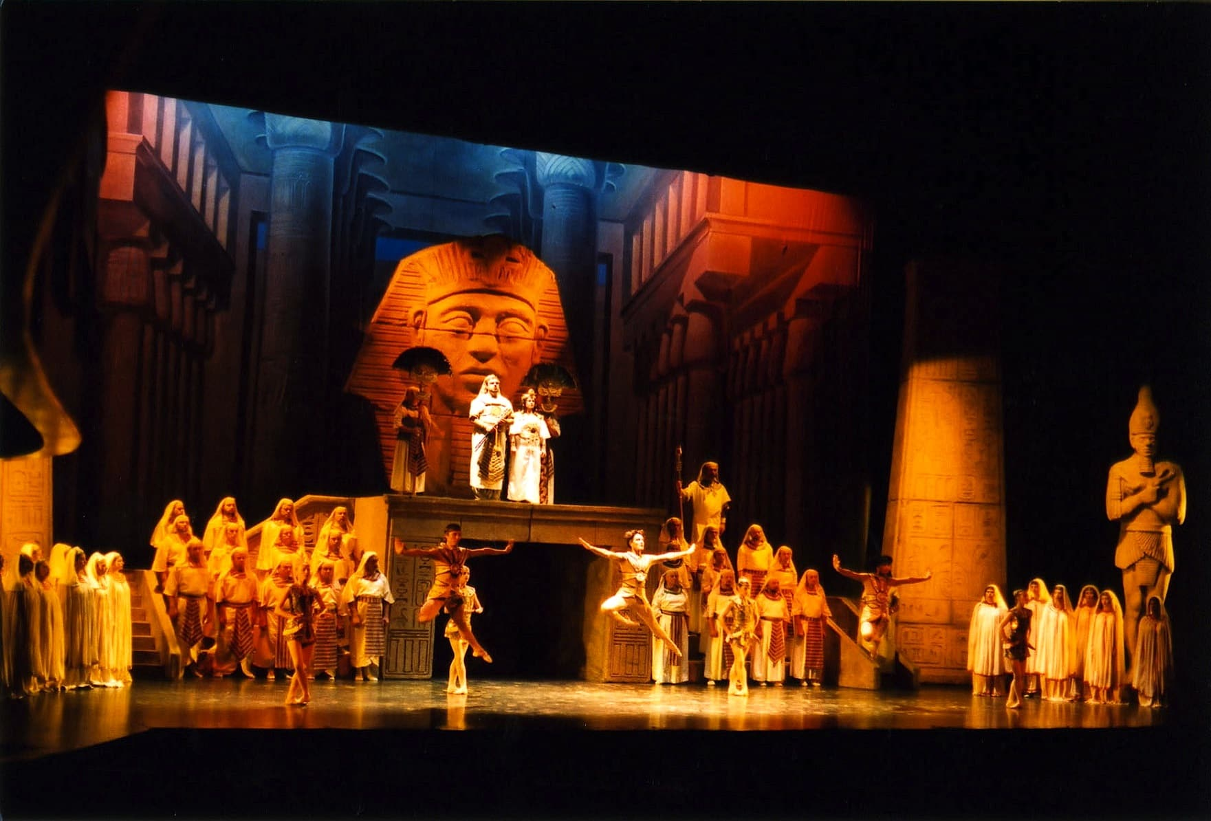 Verdi's AIDA - TEATRO LIRICO' S AIDA RIGHT TO THE LAST DETAIL!