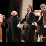 Rossini's IL BARBIERE DI SIVIGLIA - TEATRO LIRICO'S BARBER BRINGS A BARREL OF LAUGHS!