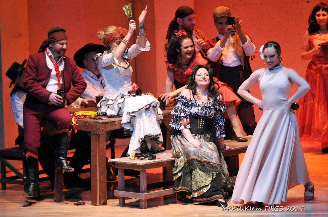 Bizet's CARMEN - RAVE REVIEWS FOR CARMEN PRODUCTION:
