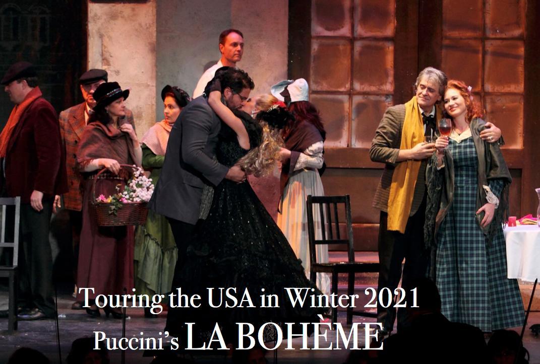 Puccini's LA BOHEME - Winter 2021