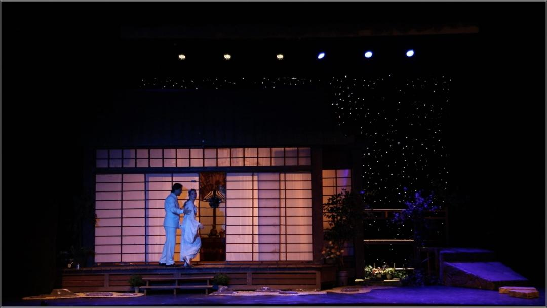 Puccini's MADAMA BUTTERFLY - Winter 2020 US Tour