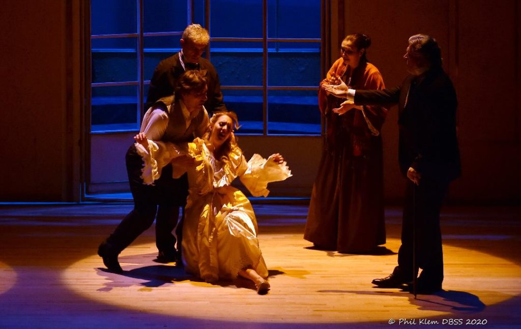 Verdi's LA TRAVIATA - Winter 2020 US Tour