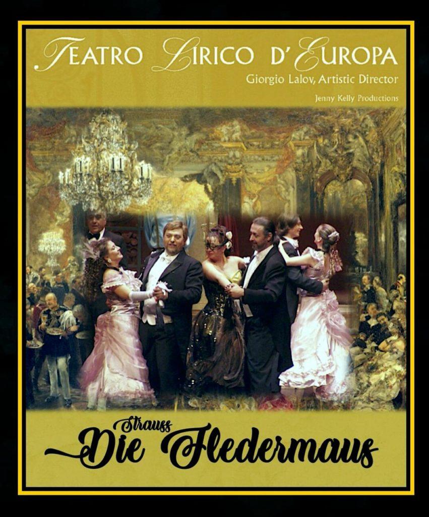 Strauss's DIE FLEDERMAUS